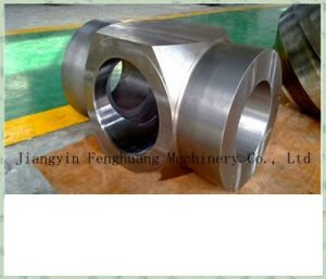 Pressure Vessel Forging Valve Body pictures & photos