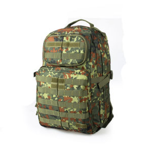 Tactical Molle Sport Leisure Backpack for Camping Cl5-0053 pictures & photos