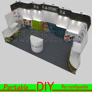 Custom-Made Re-Usable Portable Versatile Trade Show Exhibition Booth pictures & photos