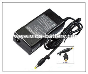 Universal Laptop Adapter 90W HP 18.5V4.9A DV9000 DV8000 pictures & photos