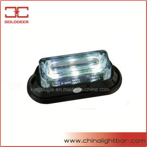 White Color LED Warning Head Light (SL623-S white) pictures & photos
