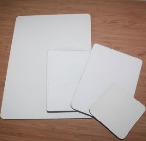 Blank Sublimation Heat Transfer 6mm Wood Sheet Free Samples
