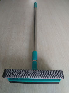 with Sponge Rubber Material and Aluminium Handle of Window Cleaner Squeeze, Glass Window Wiper, Window Squeegee pictures & photos