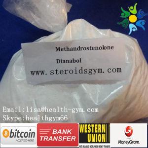 Bodybuilder Oral Anabolic Steroids 72-63-9 Dianabol Metandienone