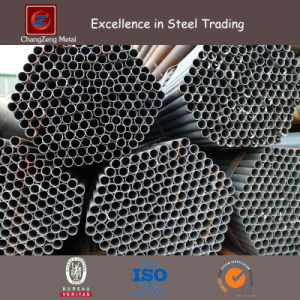 Construction Material Hot Rolled Steel Round Tube (CZ-RP47) pictures & photos