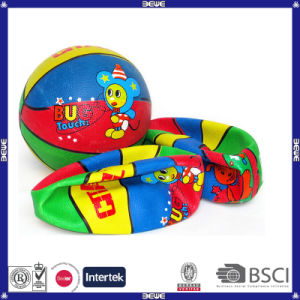 Promotional Rubber Size 7 Promotional Basketball pictures & photos