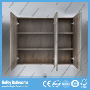 European Style MDF Extravagant Modern Bathroom Furniture with Two Side Vanity (BF112N) pictures & photos
