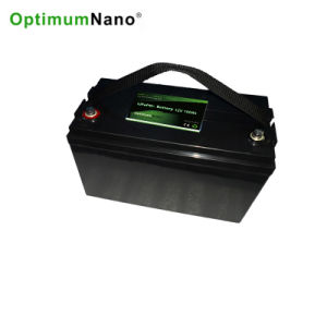 12V 100ah LiFePO4 Battery for Solar System pictures & photos