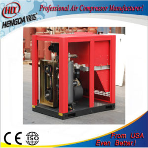 Low Pressure 8bar 7.5HP Rotary Screw Air Compressor pictures & photos