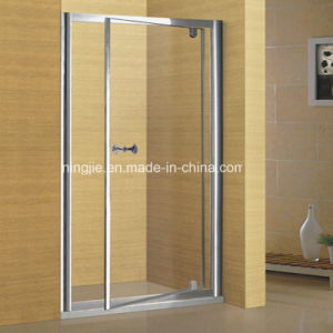 Simple Design One Inside Bathroom Shower Door (A-8909) pictures & photos