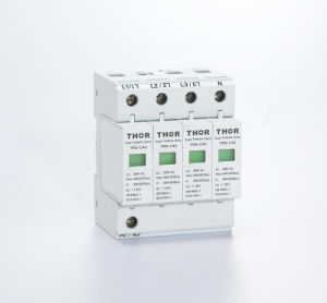 40ka Surge Protection Device 4p, Surge Protector pictures & photos