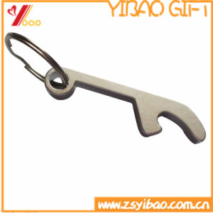 Hot Sale Customized Beer Metal Bottle Opener Keychain (MK0105) pictures & photos