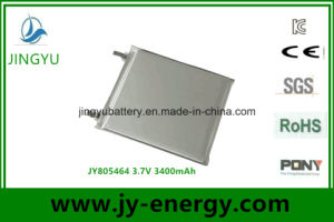 Rechargeable Lithium Li-Polymer Battery for Power Bank