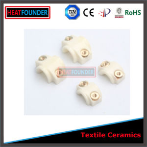 Alumina Ceramic Textile Yarn Guide with Thread for Textile Machinery pictures & photos