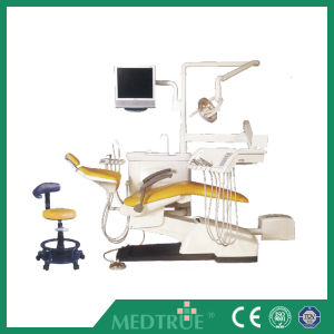 Medical Electrical Mounted Dental Unit Chair pictures & photos