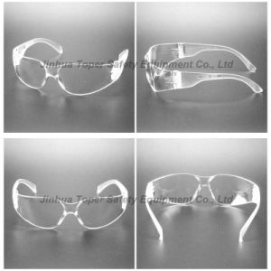 Ce En166 Approval Frameless Safety Glasses (SG103) pictures & photos