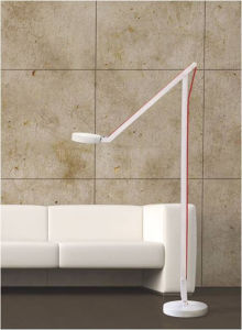 Plastic 6W LED Floor Reading Lamp pictures & photos