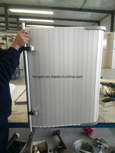 High Quality Aluminum Rolling Shutter Doors pictures & photos