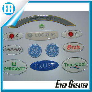 China Made Import PU Epoxy Resin Dome Stickers OEM pictures & photos