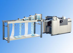 Bill Coding and Collating Machine (ZX-450-III) pictures & photos