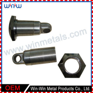 Custom Metal Fabrication Machined Turning Parts (WW-MP011) pictures & photos