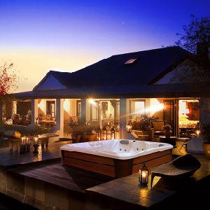 Classic Luxury Massage SPA Hot Tub Jacuzzi Bathtub pictures & photos