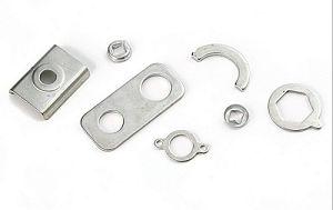 Sheet Metal Fabrication Part Made by Stamping (ATC-228)