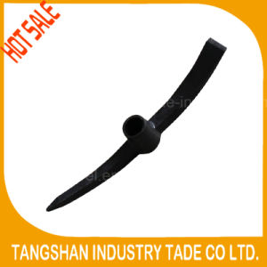 Hot Sale High Quality Rail Steel Mattock Pickaxe pictures & photos