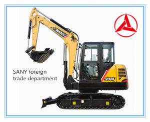 ODM/OEM Sany MIDI Excavator Sy55c-10 Professional Supplier in China pictures & photos