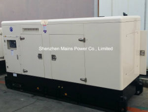 150kVA 120kw Standby Rate Silent Type Cummins Diesel Generator Set pictures & photos