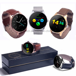 Hot Bluetooth Smart Watch Phone with Heart Rate Monitor K88h pictures & photos