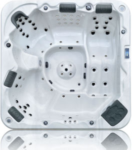 Sex and Cos Sanitary Ware Importers Jacuzzi Bathtub pictures & photos