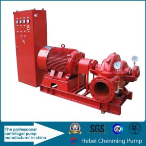 Horizontal Single Stage Centrifugal Water Double Suction Split Casing Pump pictures & photos