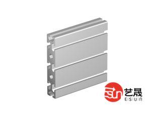 Al 6063 Anodize Black Aluminum Profile Extrusion Heat Sink (EP126)