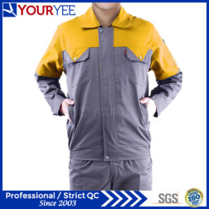 Cheap Work Clothes Workwear Suit Uniform with Fashionable Style (YMU118) pictures & photos