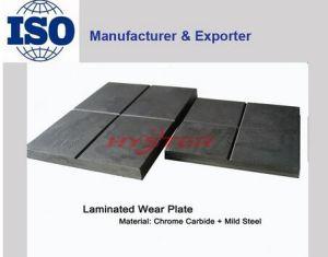 ASTM A532 Domite Bimetallic Chrome Carbide Wear Plates pictures & photos
