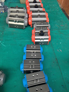 Pneumatic Actuator Cap Color pictures & photos