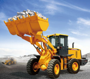 XCMG Official Manufacturer Lw300k Avant Mini Wheel Loader for Sale pictures & photos