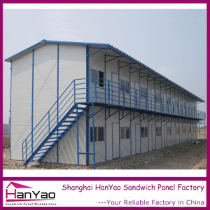 High Quality Steel Structure Luxury Container House for Sale pictures & photos