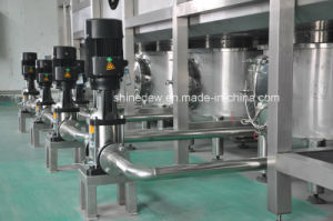 Full Automatic 5 Gallon Filling Machine pictures & photos