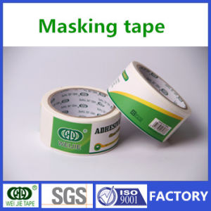 Cheap Wholesale Crepe Paper Masking Tape Manufacturer pictures & photos