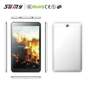 8 Inch Android Tablet PC with Rk3128/2g+16g/1280*800IPS