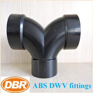 Dbr Fitting 1.5 Inch Double 90 Degree Elbow pictures & photos