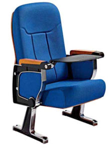 Hot Sale Auditorium Chair Theater Chair with Cushion pictures & photos