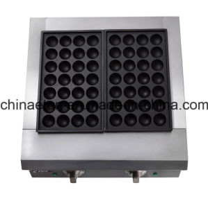2 -Head Electric Fish Pellet Grill Maker (ET-YW-2) pictures & photos