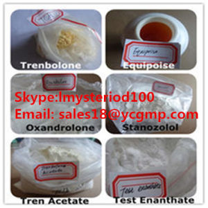 99% High Purity Test En / Testosterone Enanthate pictures & photos