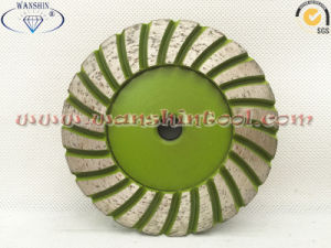 Diamond Cup Wheel for Granite Turbo Cup Wheel pictures & photos