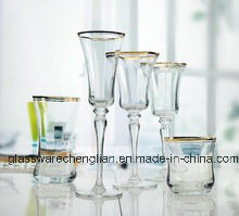 Handmade Contemporary Glass Cup (B-WG040) pictures & photos