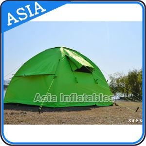 3 People Waterproof Camping Tent, Outdoor Inflatable Party Tent pictures & photos