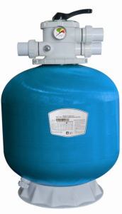 Plastic with Fiberglass Topmount Sand Filter for Swimming Pool pictures & photos